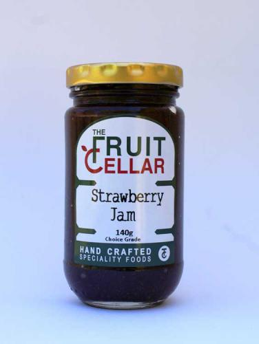 Strawberry-Jam-140g---The-Fruit-Cellar
