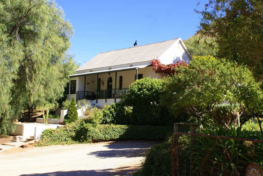 Tierhoek House and Cottage